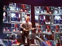 בלאמי סולן להקת המיוז /צילום:רויטרס