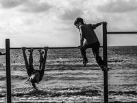 עבודה של דניס אידל/ צילום: יחצ