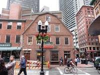 מרכז העיר בוסטון / צילום: ספיר פרץ-זילברמן