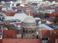 בית הכנסת החדש בברלין / צילום:רויטרס