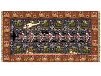 שטיח של נבט יצחק / צילום: יחצ