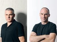 יורם לוי וטל ברוקנר / צילומים : איל יצהר