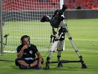 צילום משחק כדורגל בליגת העל / צלם: שלומי יוסף