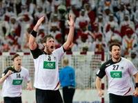 נבחרת גרמניה בכדוריד / צלם: רויטרס