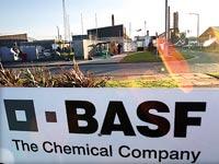 חברת הכימיה BASF / צילום: רויטרס