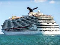 ספינת נופש של Carnival / צילום: בלומברג