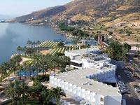 מלון ופארק חוף גיא בכנרת / צילום: אתר החברה