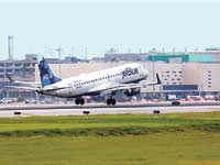 מטוס של חברת JetBLU /צילום:  Shutterstock/ א.ס.א.פ קרייטיב