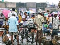 רחוב בהודו / צילום: בלומברג