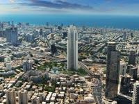 פרויקט Hi Tower רמת גן, הדמיה/ישר אדריכלים