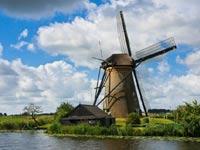 הולנד-טחנת רוח / צילום: שאטרסטוק