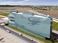 """מלון בנתב""""ג/ צילום:רשות שדות התעופה"""