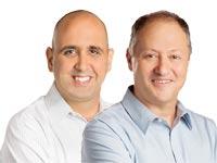 עדי דגני ואיזי בן שאול / צילום: יחצ