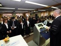 טקס ההסמכת עורכי דין מועד מרץ 2015/צילום: יוסי זמיר