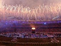 טקס הפתיחה של משחקי לונדון 2012 / צלם: רויטרס