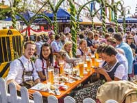 מינכן, בירה / קרדיט: שאטרסטוק