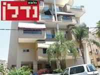 הבניין ברחוב בן יוסף בפתח תקווה / צילום: איל יצהר