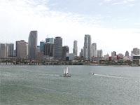 קו החוף של מיאמי / צילום: רויטרס