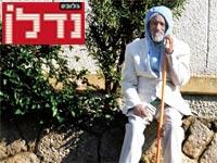 """תושב רמת אליהו בראשל""""צ / צילום: תמר מצפי"""