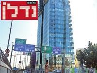 מגדל אלקטרה סיטי ברחוב הרכבת, תל אביב / צילום: תמר מצפי