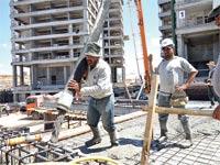 פועלי בנייה / צילום: תמר מצפי