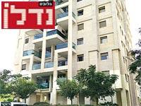 דירת 4 חדרים בתל אביב, ברחוב אורי צבי גרינברג / צילום: יחצ