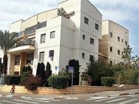 בניין ברחוב יוכבד בת מרים 25 תל אביב/ צילום:תמר מצפי