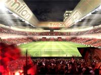 האצטדיון החדש של AC מילאן / צלם: AC MILAN