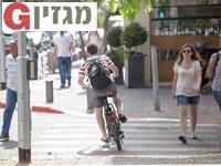 רוכב אופניים / צילום אילוסטרציה: שלומי יוסף