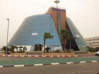 בניין הפרמידה באור יהודה/ צילום: יחצ