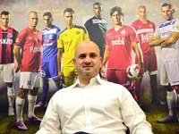 """אורן חסון מנכ""""ל מינהלת הליגות בכדורגל / צלם: תמר מצפי"""