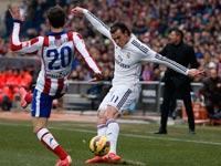 ריאל מול אתלטיקו מדריד, ליגה ספרדית / צלם: רויטרס