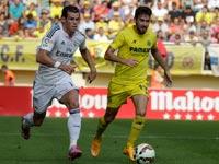 ריאל מדריד מול ויאריאל, ליגה ספרדית, לה ליגה / צלם: רויטרס