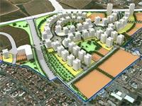 3,900 דירות חדשות ברמלה/הדמיה:רשות מקרקעי ישראל