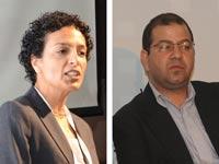 אילן סולימאן ונורית גל / צילום: איל יצהר ואוריה תדמור