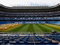 אצטדיון סנטיאגו ברנבאו, ריאל מדריד / צלם: רויטרס