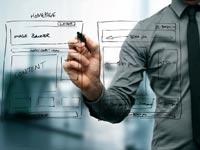 הקמת אתר אינטרנט / צילום:  Shutterstock/ א.ס.א.פ קרייטיב