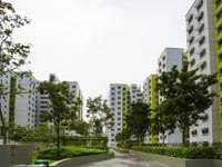 קומפלקס מגורים / צילום: שאטרסטוק