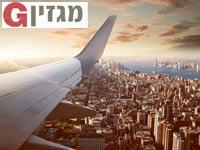 פחד טיסה / צילום:  Shutterstock/ א.ס.א.פ קרייטיב
