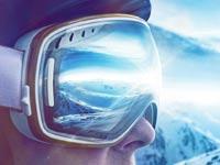משקפי סקי / צילום:  Shutterstock/ א.ס.א.פ קרייטיב