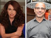 איציק בנבנישתי וסטלה הנדלר / צילומים: תמר מצפי ויחצ