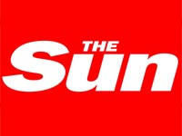 לוגו העיתון THE SUN / צילום: יחצ