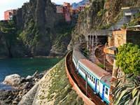 רכבת- אירופה- צ'ינקווה טרה/ צילום:  Shutterstock/ א.ס.א.פ קרייטיב