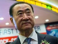 איש העסקים הסיני וואנג ג'יאנליאן / צלם: רויטרס