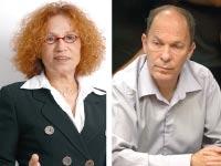 אורי יוגב וחנה גרטלר / צילום: איל יצהר וליאור מזרחי