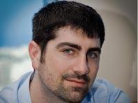 יוני בלאו, מנהל החדשנות וההשקעות של פלקס העולמית בישראל/ צילום:יחצ