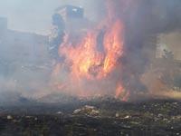שריפה אילוסטרציה/ צילום: דוברות כבאות והצלה