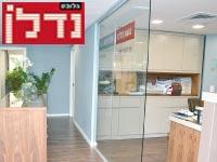 משרדים בתל אביב / צילום: תמר מצפי