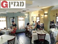 מסעדת יקוטה / צילום: ענת קירצ'וק