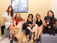 צוות 360, חממה לעסקים חברתיים/  צילום: גאל עמר